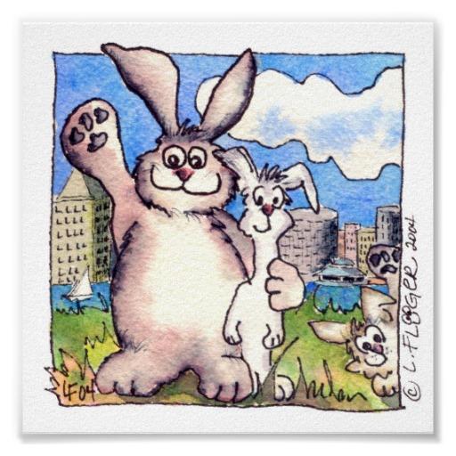 El Conejo Turista de Cri-Cri