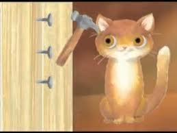 Gato Carpintero de Cri-Cri