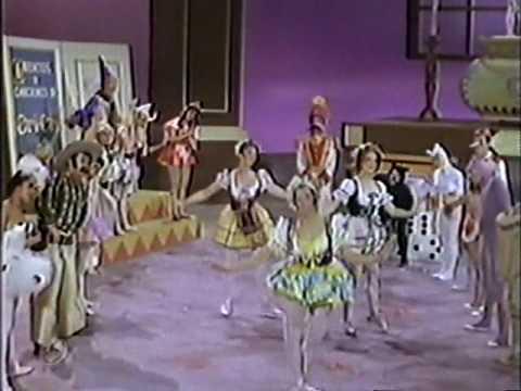 El baile de los muñecos de Cri-Cri