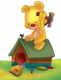 El oso carpintero